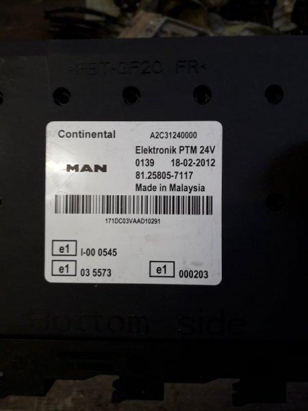 Блок управления Man Tgx 2012