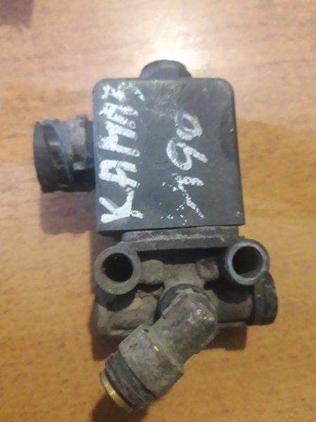 Клапан электромагнитный Kamaz 5490 2016