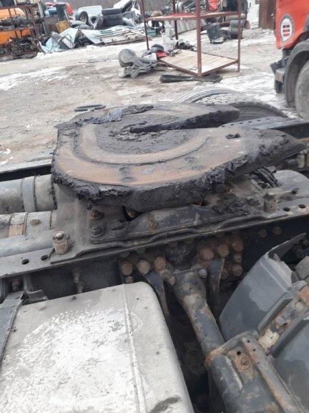 Седло Scania