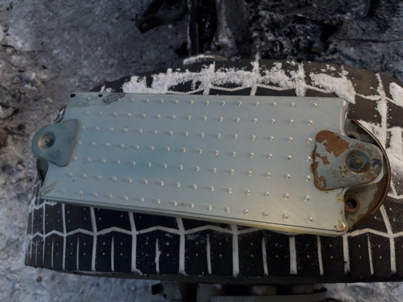 Радиатор теплообменника Volvo Fh 13 D 13