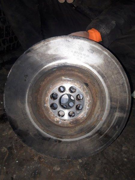 Демпфер двигателя Mercedes-Benz Axor 2 2004