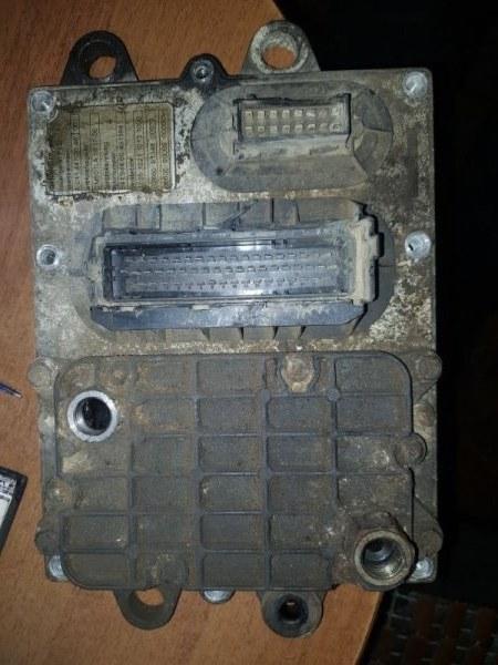 Блок управления двигателем Mercedes-Benz Actros OM 501 LA
