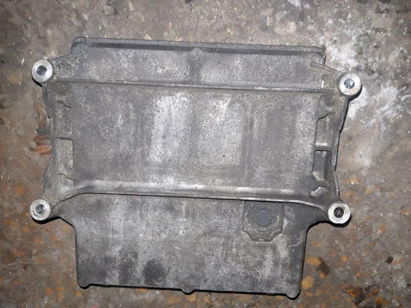Блок управления двигателем Scania DC1223 2010