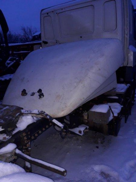 Спойлер кабины Daf Xf 85 2011 верхний