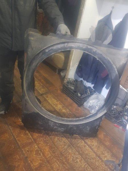 Диффузор Mercedes-Benz Actros