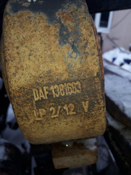 Рессора Daf Xf 105 передняя