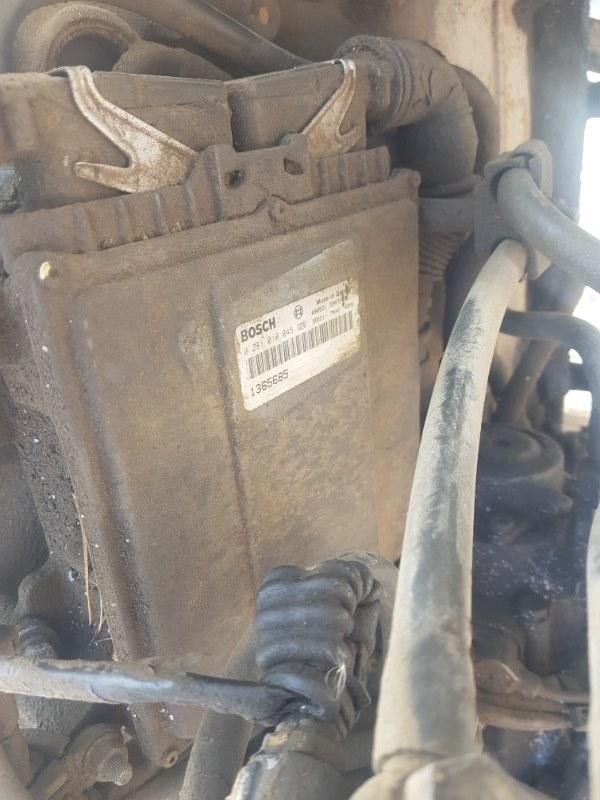 Блок управления двигателем Daf Xf 95