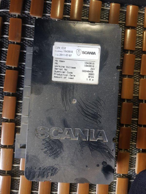 Блок управления Scania