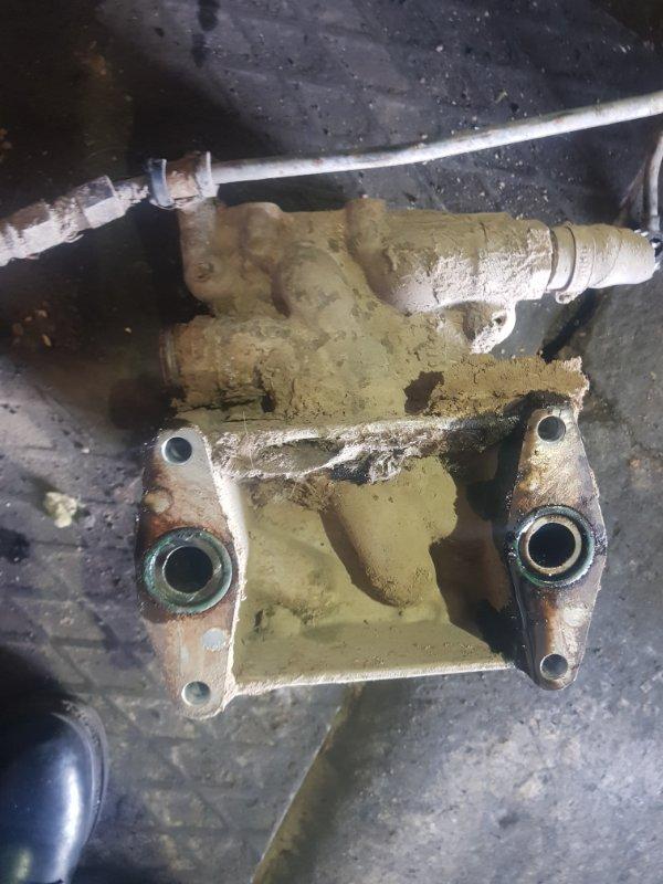 Радиатор масляный Daf Xf 95