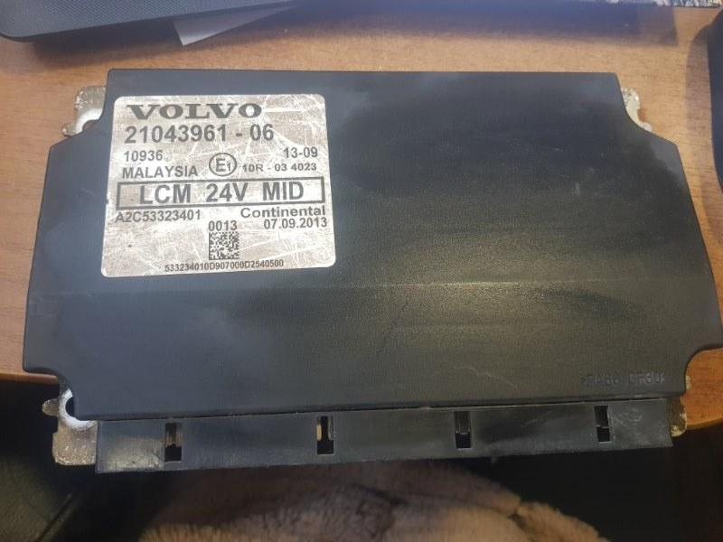 Блок управления светом Volvo Fh 13