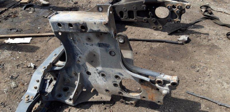 Кронштейн усилителя бампера Mercedes-Benz Axor 2 правый