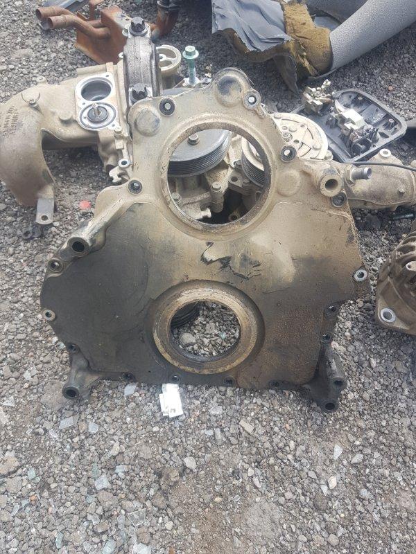 Крышка плиты двигателя Man Tgs передняя