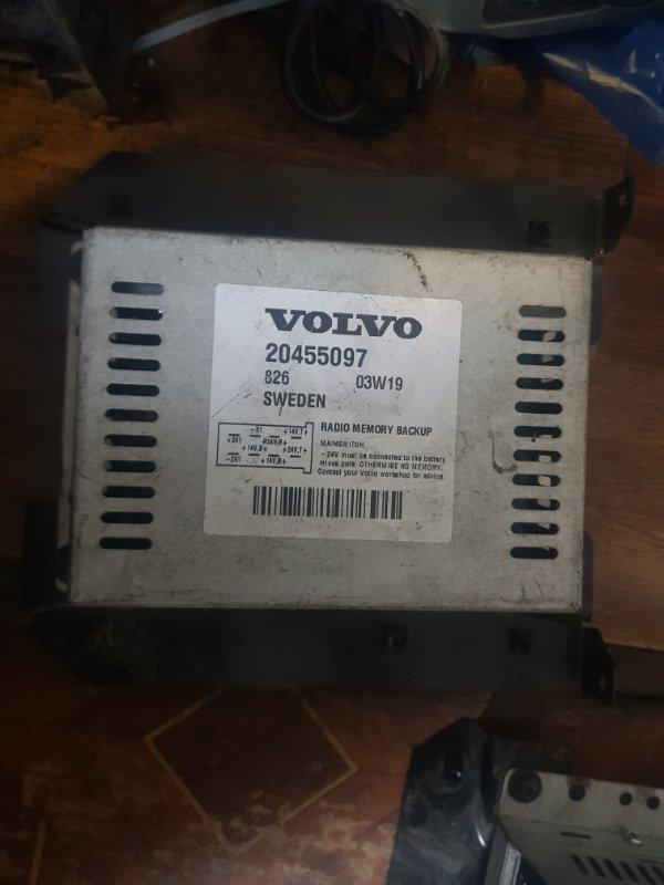 Преобразователь напряжения Volvo