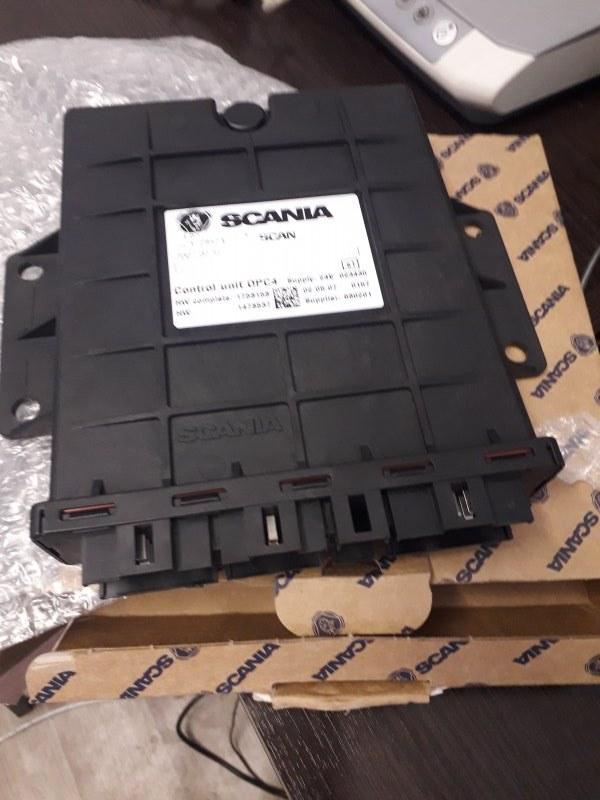 Блок управления коробкой передач Scania