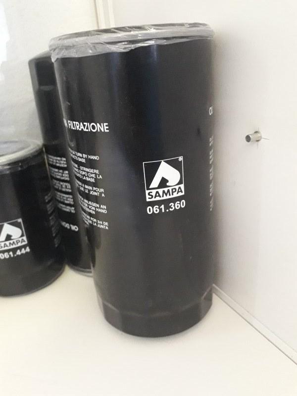Фильтр маслянный Iveco Cursor