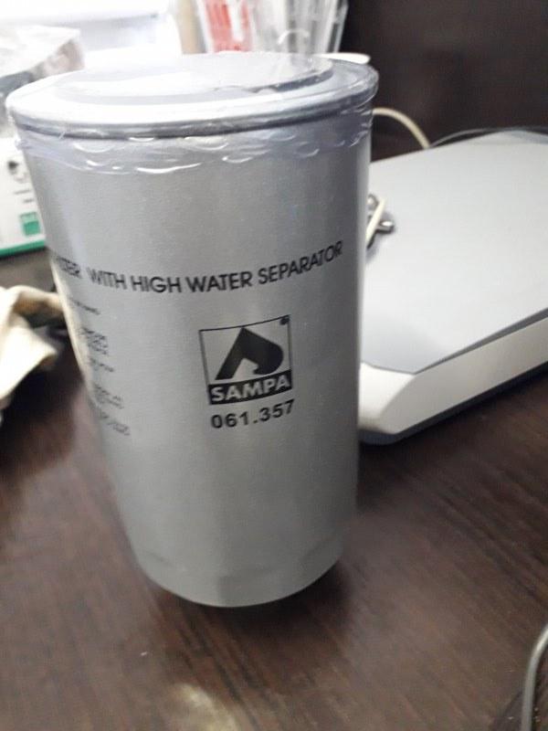Фильтр топливный грубой очистки Iveco