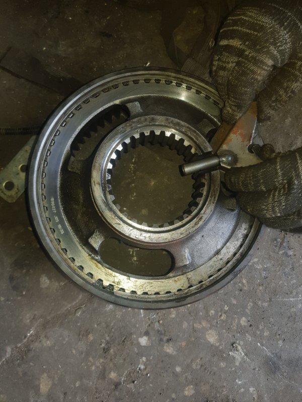 Шестерня бортового редуктора Scania