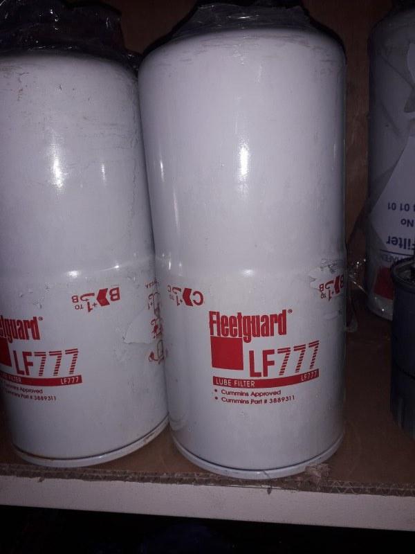 Фильтр масляный Volvo Fh 12