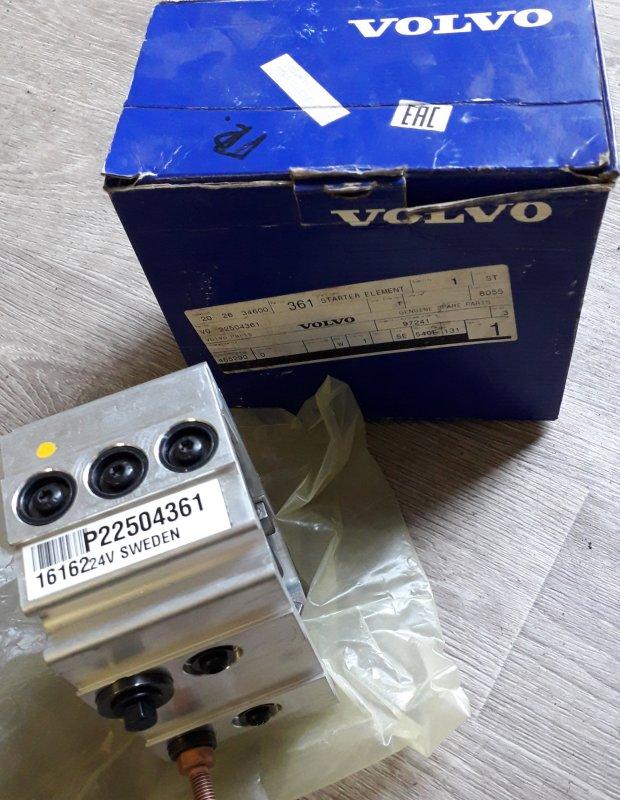 Свеча накаливания Volvo Fm