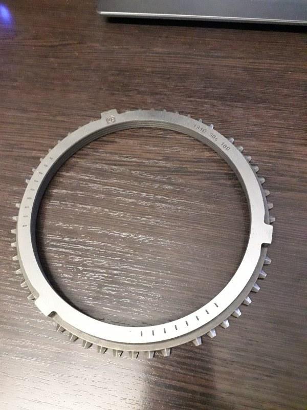Кольцо синхронизатора Man Tga