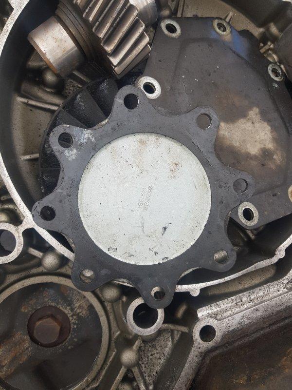 Крышка корпуса подшипника Scania