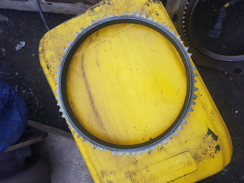 Кольцо синхронизатора Scania