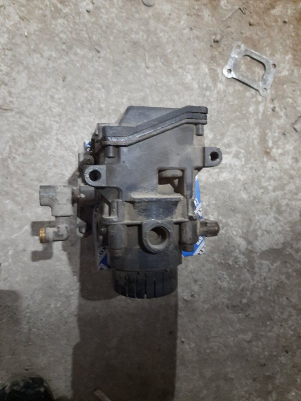 Модулятор ebs Scania 4-Serie
