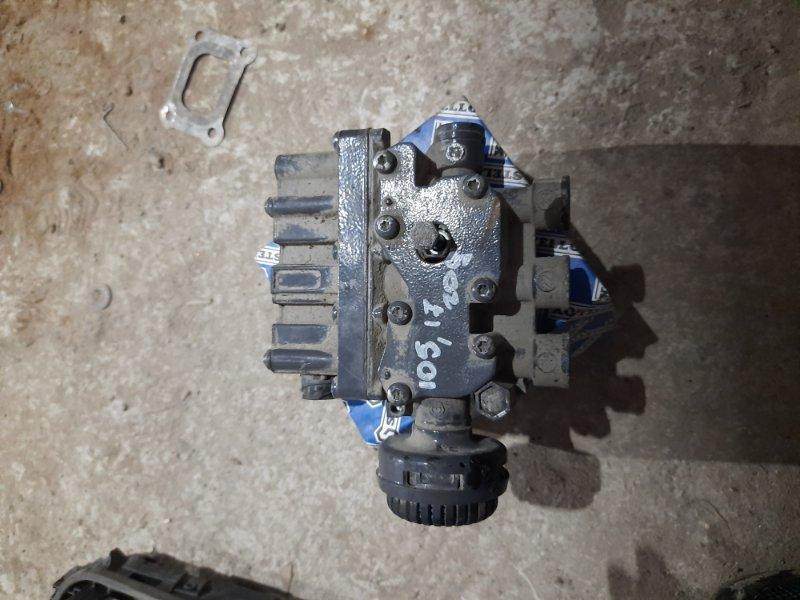 Кран уровня пола Daf Xf 105 2017