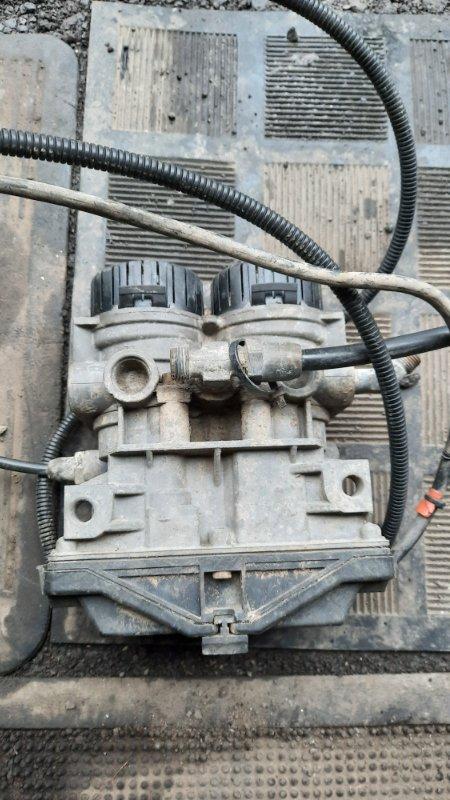 Модулятор ebs Scania