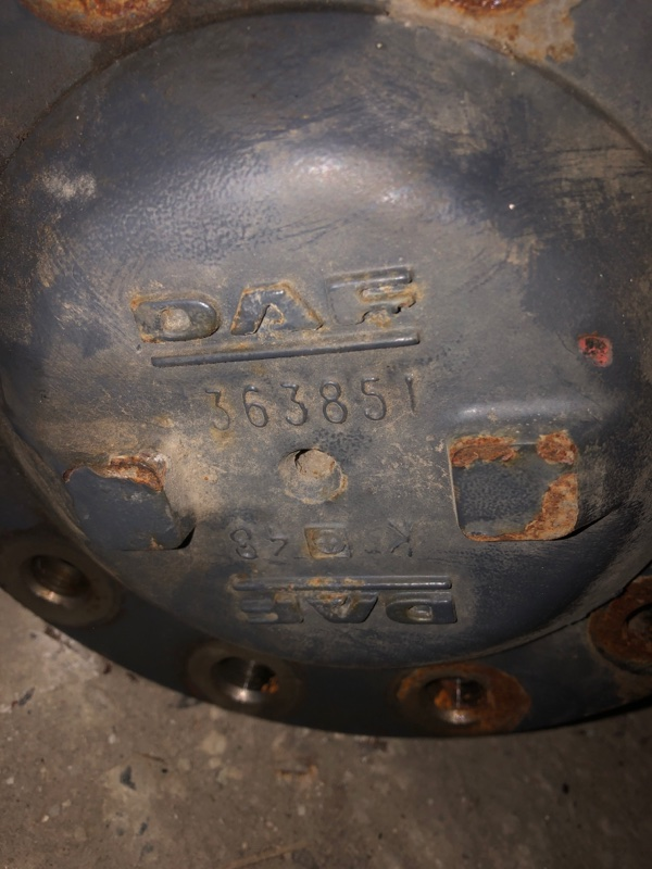 Полуось Daf Xf 105