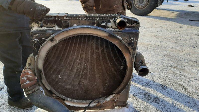 Радиатор основной Iveco Eurotrakker CURSOR13