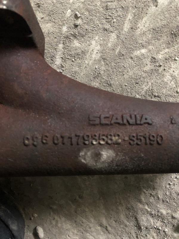 Коллектор выпускной Scania 4-Serie