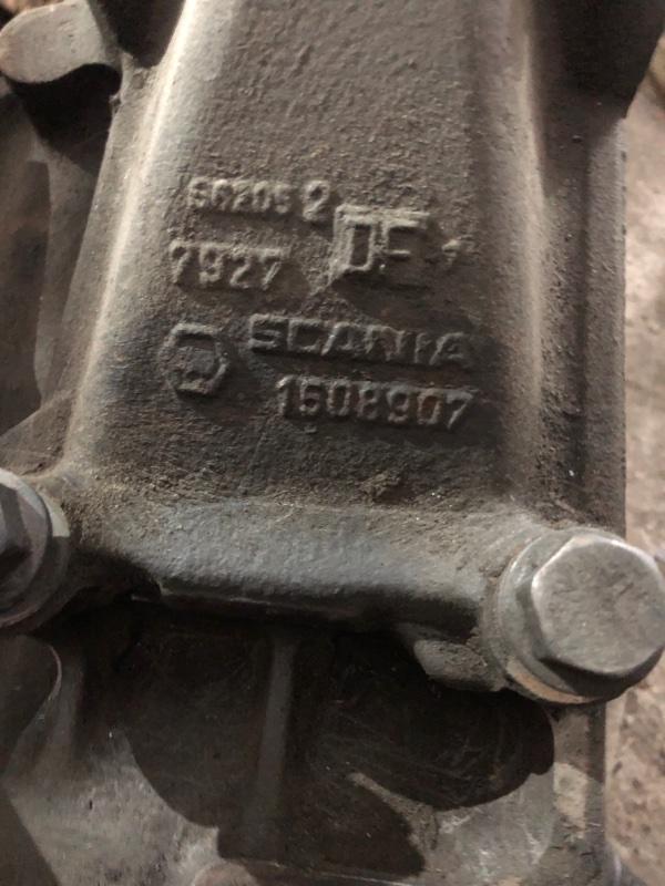 Кронштейн двигателя Scania