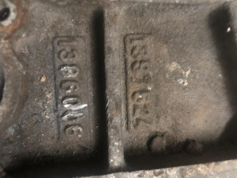 Крышка двигателя Daf Xf 95