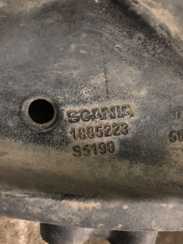 Кронштейн бампера Scania R-Series