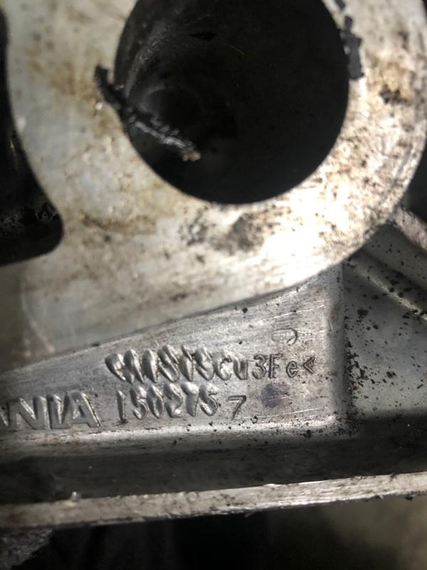 Кронштейн маслянного фильтра Scania 5-Serie DC12