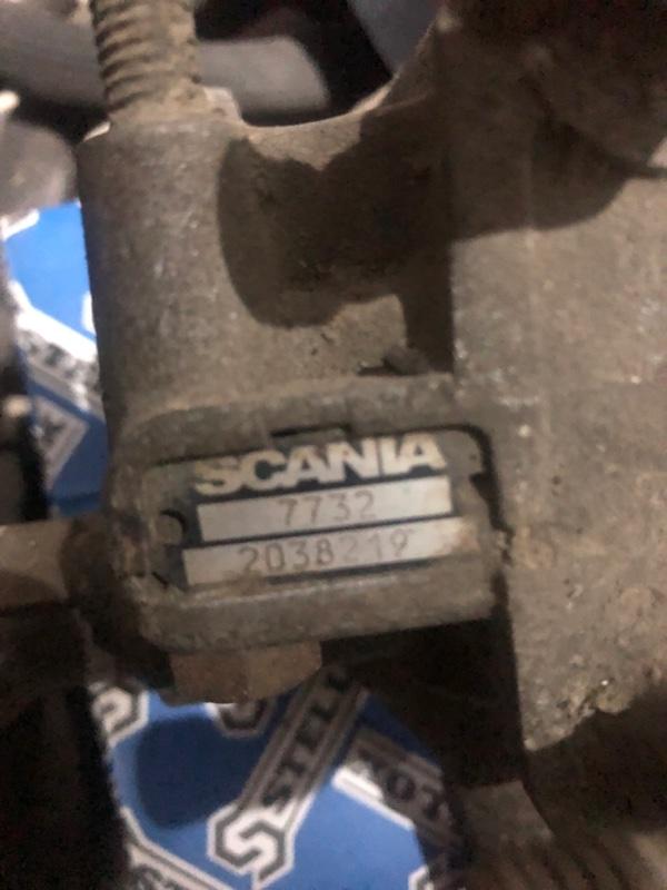 Клапан ускорительный Scania 5-Serie