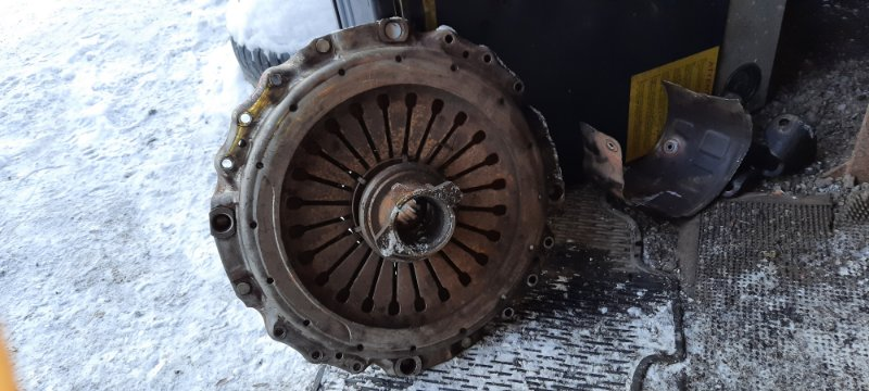Корзина сцепления Mercedes-Benz Actros 2 OM 501
