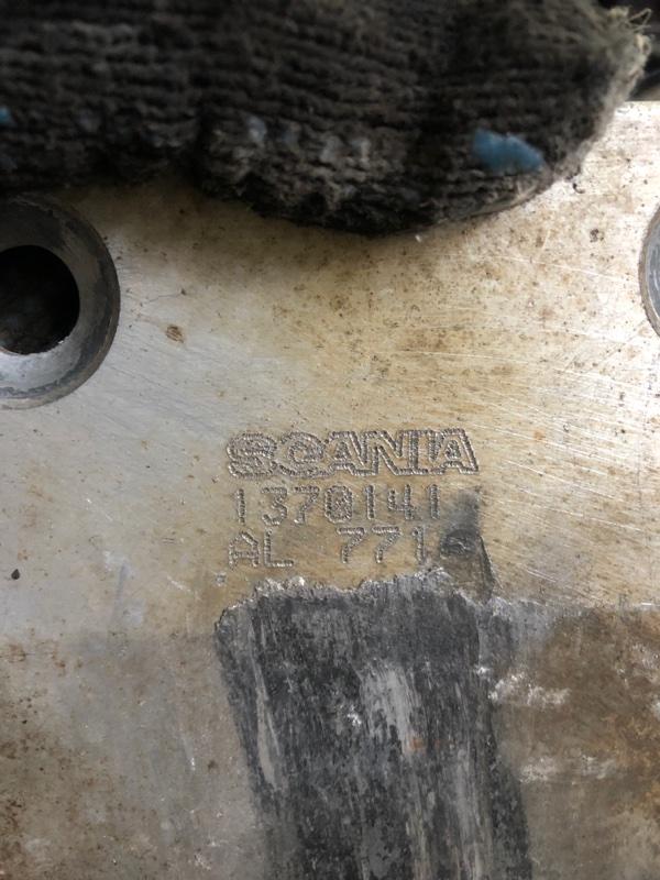 Отбойник рессоры Scania
