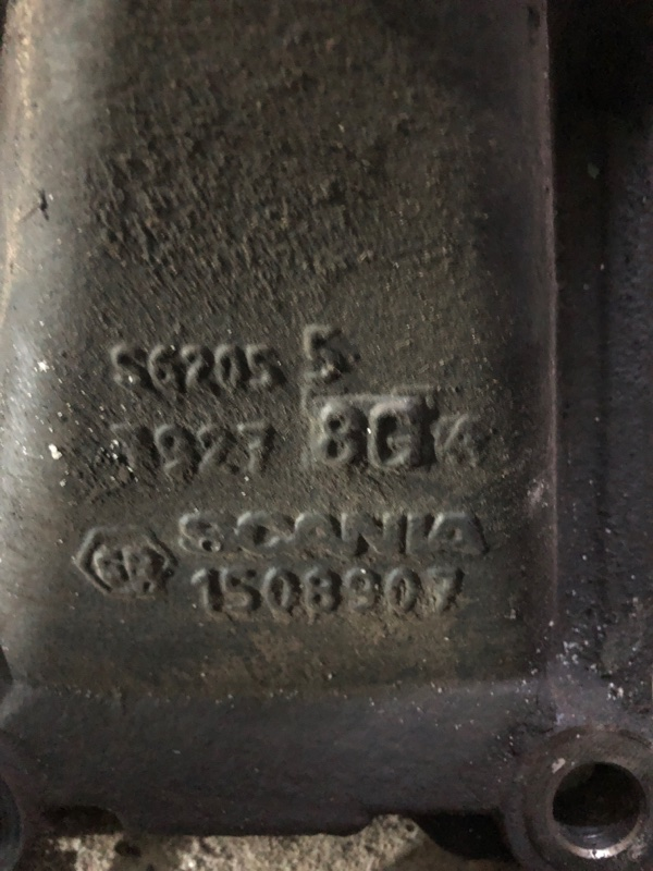Кронштейн двигателя Scania R-Serie