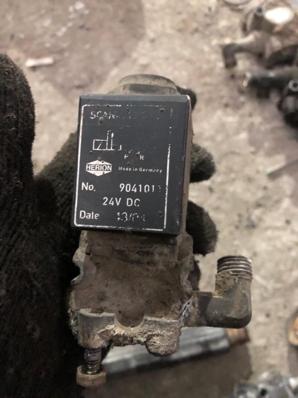 Электромагнитный клапан кпп Scania 5-Serie