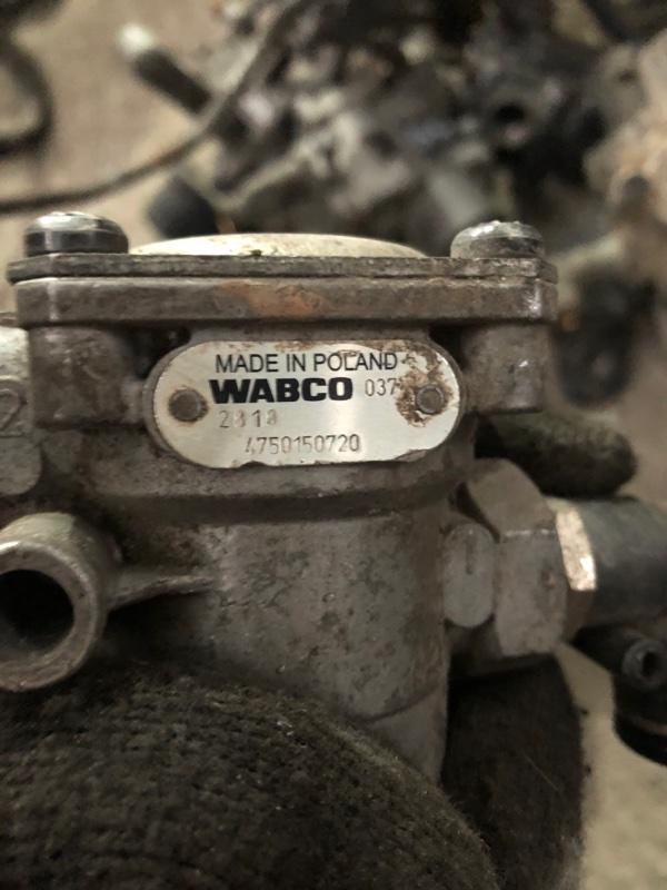 Клапан ограничения давления Scania 5-Serie