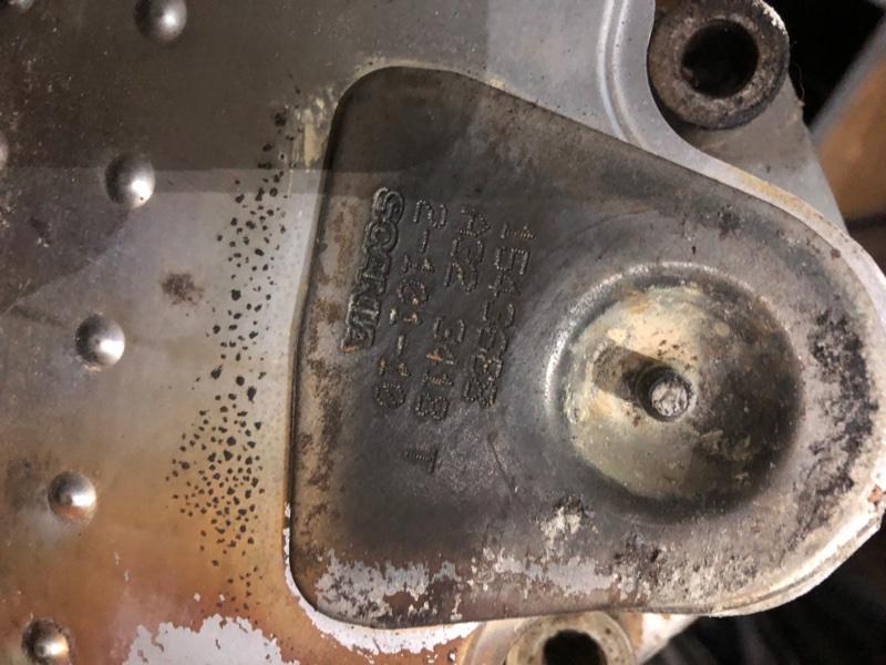 Радиатор масляный Scania 5-Serie