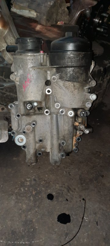 Корпус масляного радиатора Man Tgs D 2066