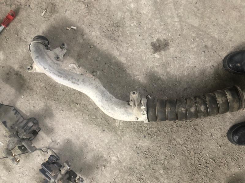 Труба интеркуллера Volvo Fm