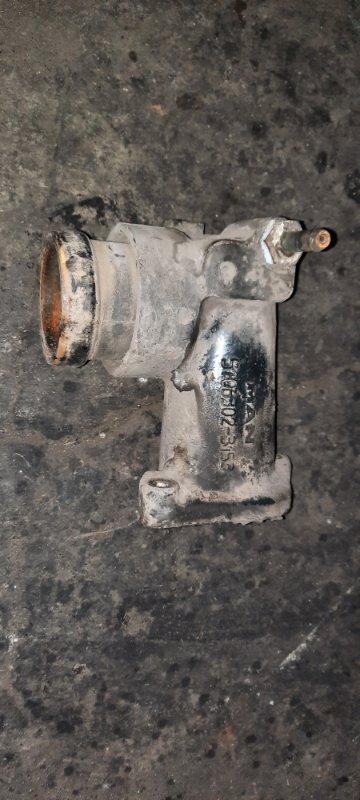 Патрубок радиатора Man Tga D 2866