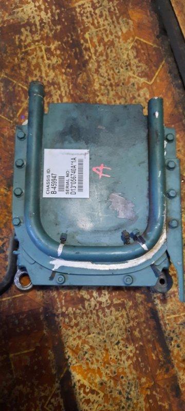 Блок управления двигателем Volvo Fh 13 D 13 A