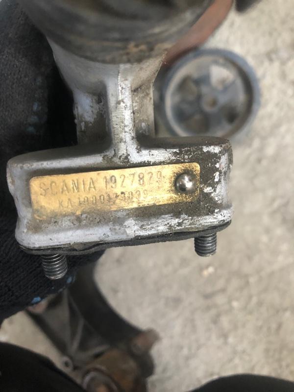 Цилиндр сцепления главный Scania R-Serie