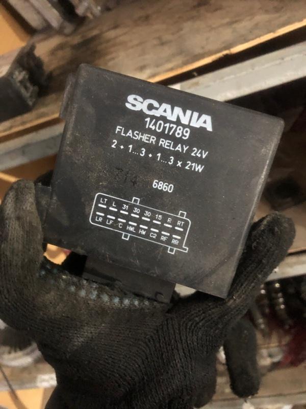 Реле поворотов Scania