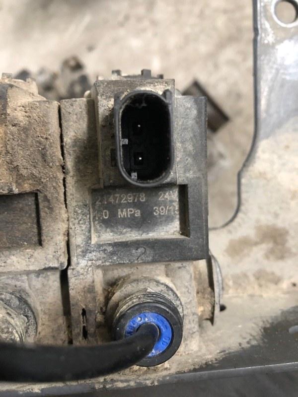 Клапан электромагнитный Volvo Fm